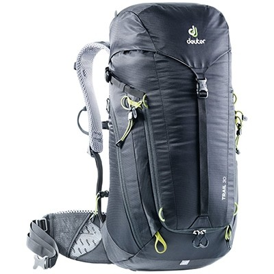 Deuter Trail 30 black-graphite