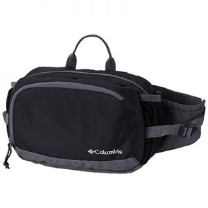 Columbia Beacon Lumbar Bag black graphite