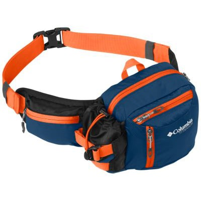 Columbia Trail Elite Lumbar Bag carbon