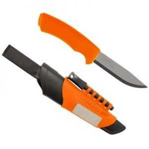 Morakniv 12051 Bushcraft Survival Stainless Steel orange