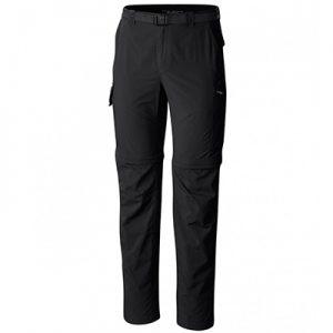 Columbia Silver Ridge Convertible Pant 34 black