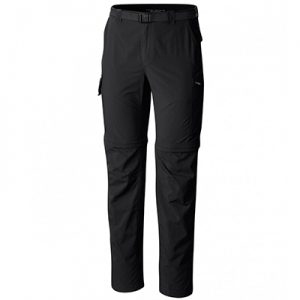 Columbia Silver Ridge Convertible Pant 38 black
