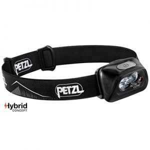 Petzl Actik Core Headlamp (2019) black