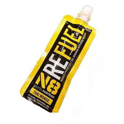N8 Sports Nutrition N8 ReFuel Energy Gel Thai Mango