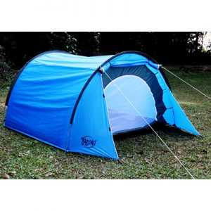 Bazoongi ODP 0510 Tunnel 2-4 Persons Tent