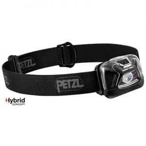 Petzl Tactikka Headlamp (2019) black