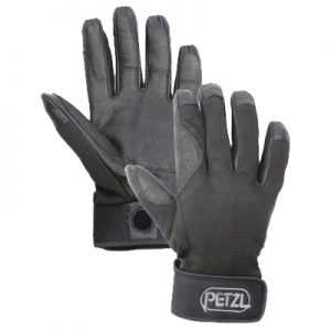 Petzl Cordex Belay Rappel Glove XL black