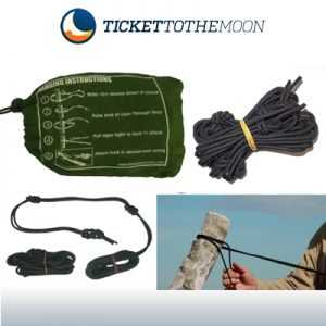 Ticket To The Moon Nautical Ropes green
