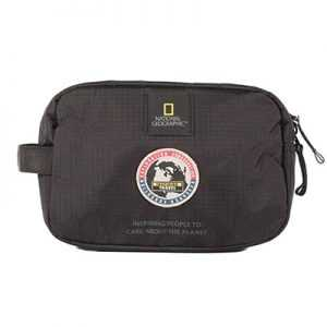 National Geographic Explorer Toiletries Bag black