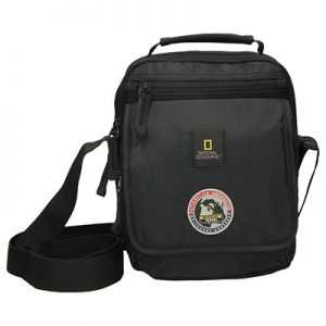 National Geographic Explorer Utility Bag with Handle black