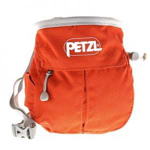 Petzl Sakapoche Chalk Bag (2018) orange