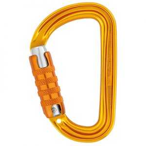 Petzl Sm'D Triact-Lock Carabiner (2017) yellow