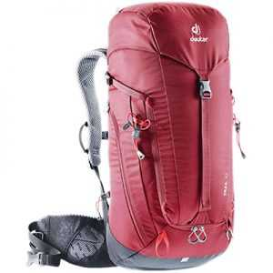 Deuter Trail 30 cranberry-graphite