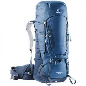 Deuter Aircontact 45 + 10 midnight-navy