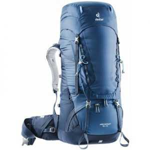 Deuter Aircontact 55 + 10 midnight-navy