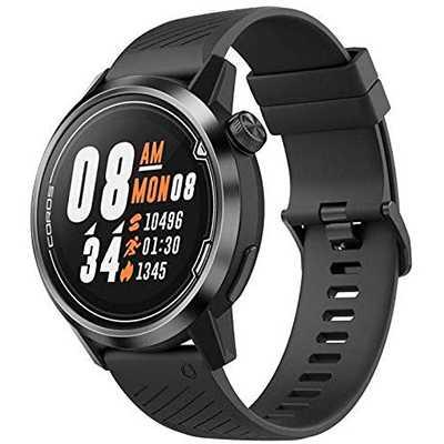 Coros APEX Premium Multisport GPS Watch 46mm black gray