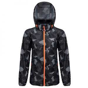 Mac In A Sac Edition Jacket S black camo