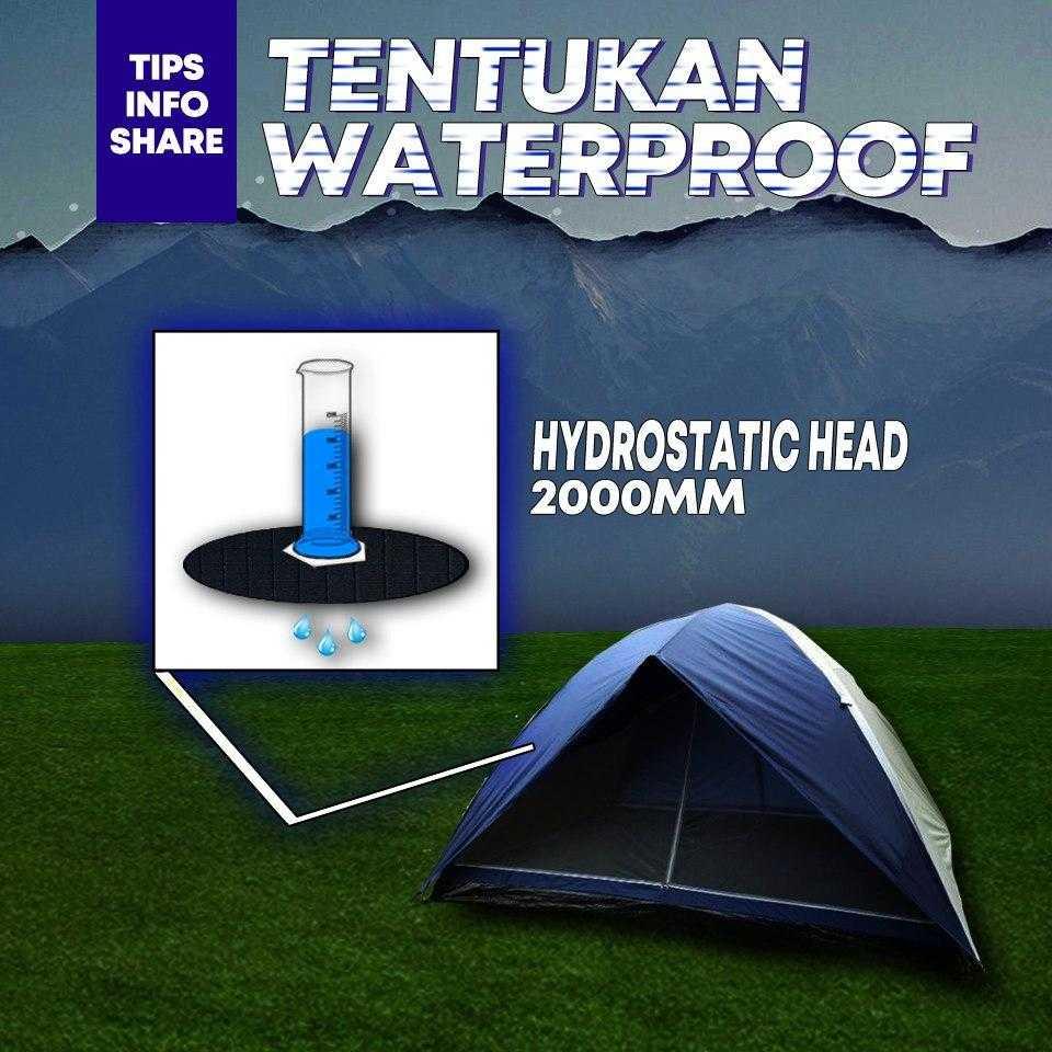 Bagaimana Waterproof Ditentukan ?