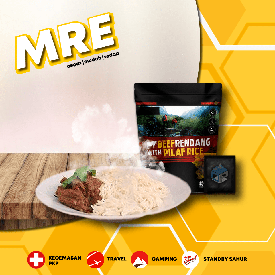 Meal Ready-To-Eat (MRE)