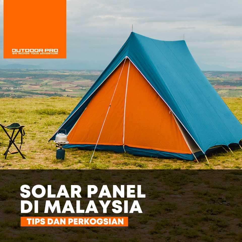 Fenomena Solar Panel
