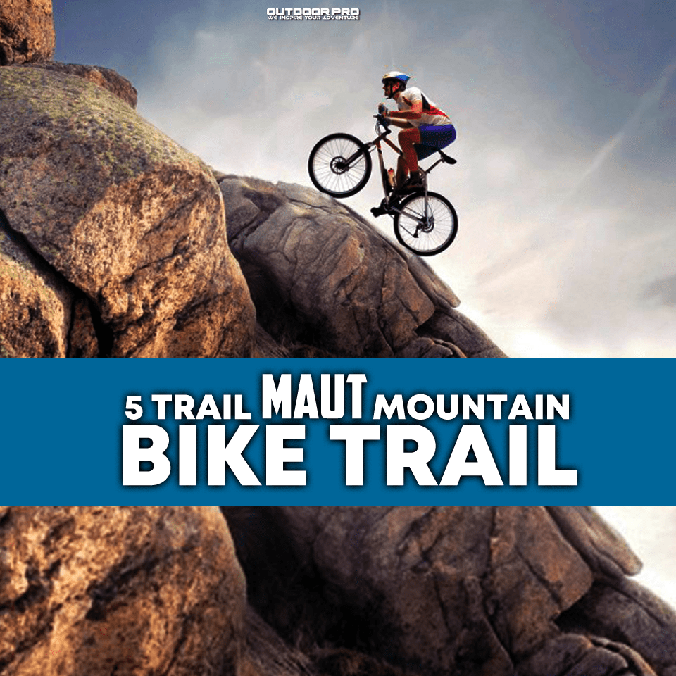 5 Trail Maut Mountain Bike (MTB)