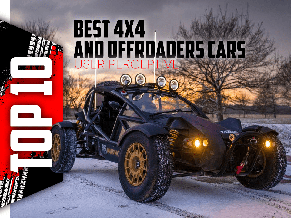 Top 10 4x4s And Off Road Cars In 2020