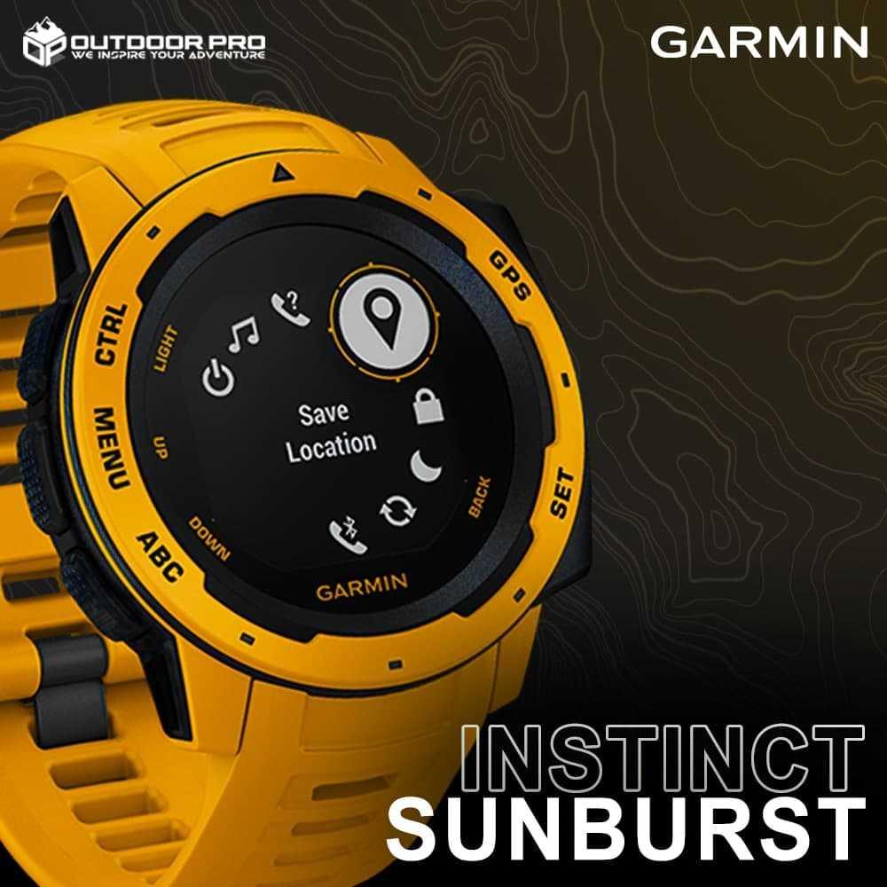 Garmin Instinct