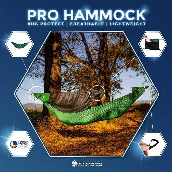 Ticket To The Moon Pro Hammock
