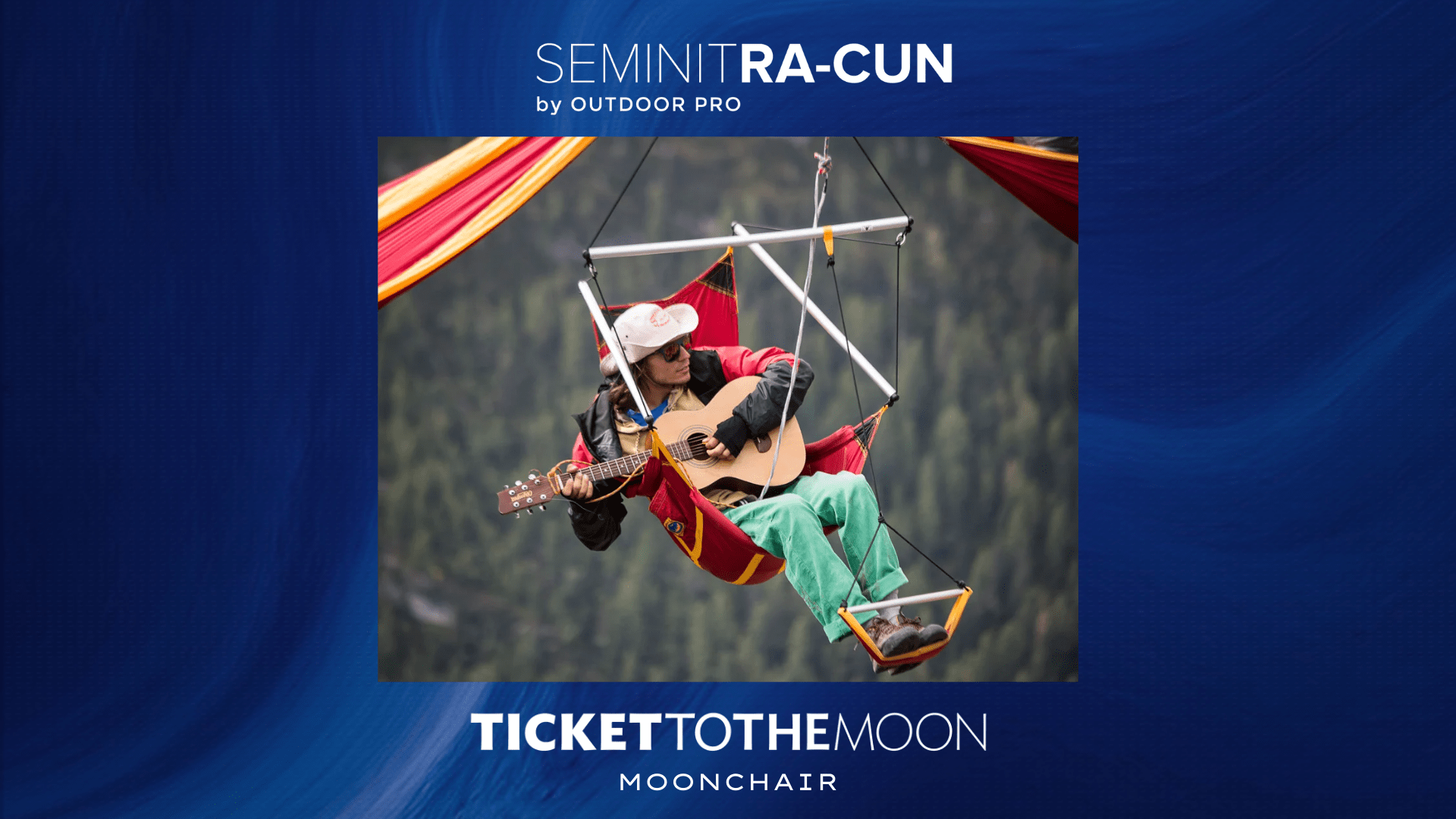 𝗦𝗘𝗠𝗜𝗡𝗜𝗧 𝗥𝗔-𝗖𝗨𝗡 : TICKET TO THE MOON MOONCHAIR